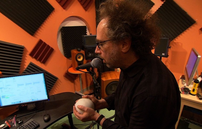 "Tod Machover, creator of ""Death and the Powers"""