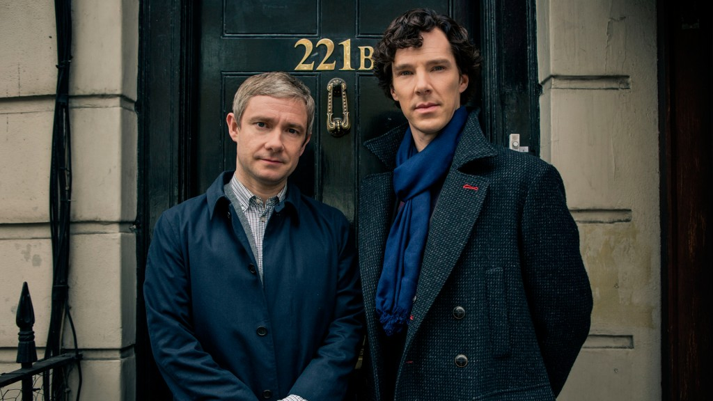"""Sherlock"" airs on PBS Sundays through Feb. 2."