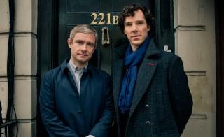 """Sherlock"" airs on PBS Sundays through Feb. 2."