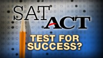 TEST FOR SUCCESS monitor SAT-ACT
