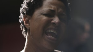 "Lisa Fischer sings in ""20 Feet from Stardom."" Courtesy: RADiUS-TWC"
