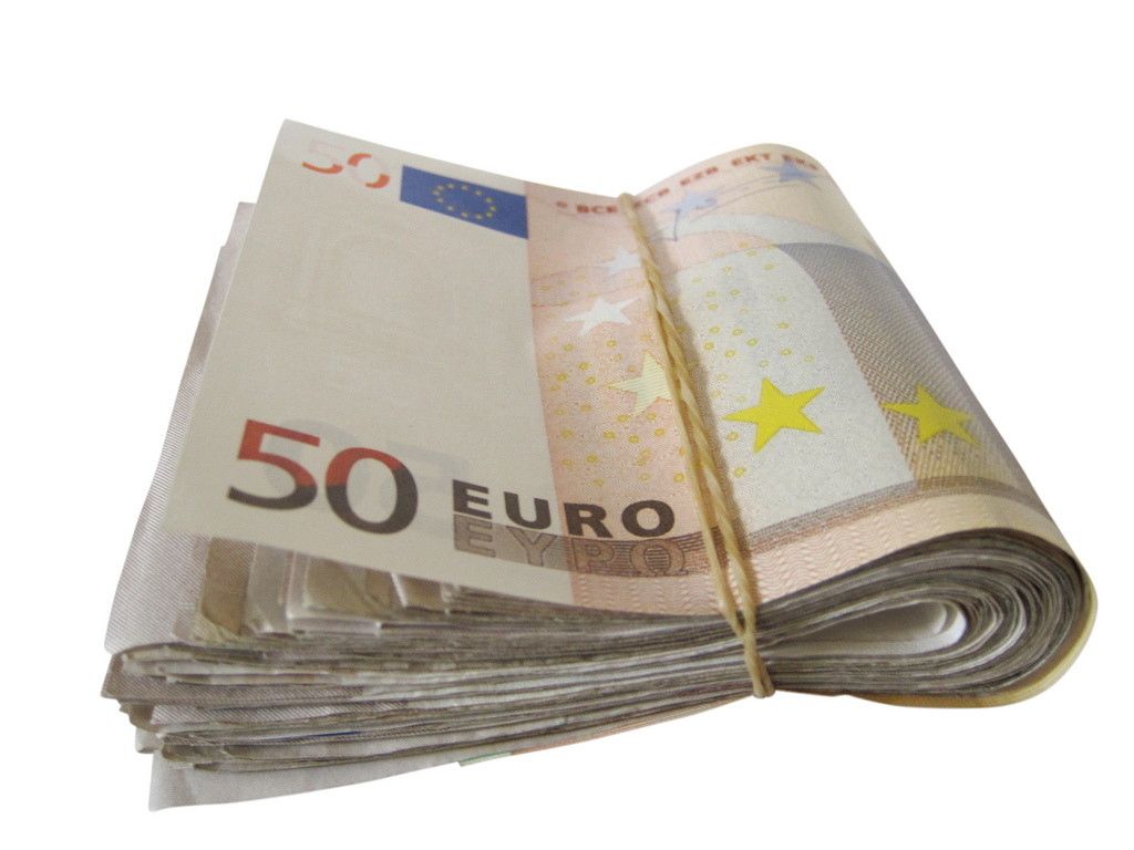 The majority of Europeans say their countries are plagued by corruption. Photo by Flickr User Images Money.