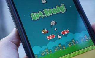 "The popular mobile app ""Flappy Bird"" has been downloaded over 50 million times. Photo by Flickr user Desiree Catani"