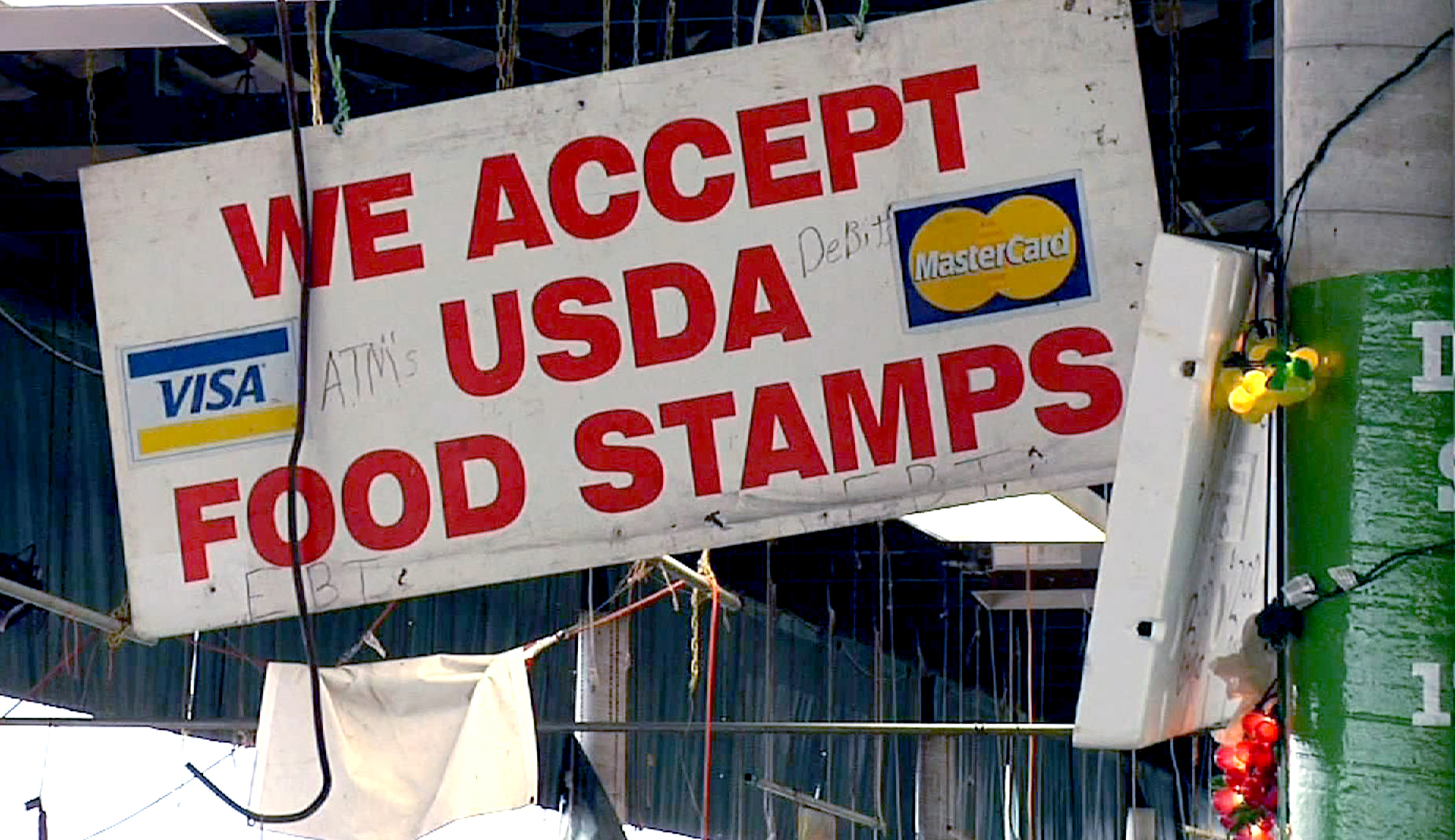 States Ease Access To Welfare And Food Stamps For Convicted Drug Felons
