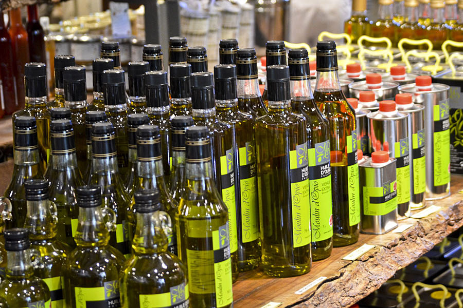 "Are European olive oil producers passing off ""extra rancid"" as ""extra virgin""? Maybe not to that extent, but U.S. producers still want Congress to impose stricter standards on imports, which now make up 97 percent of the market. Photo by Flickr user Allen Sheffield"