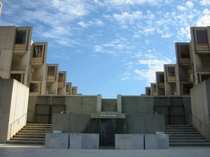Salk Institute in La Jolla, Calif. Photo by Jim Harper/Wikimedia Commons