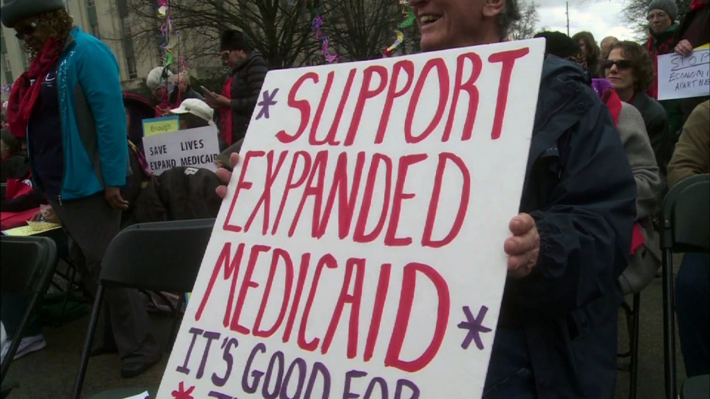 Add Tennessee and Kansas to the list of states that have been warned by the Obama administration that failing to expand Medicaid under the Affordable Care Act could jeopardize special funding to pay hospitals and doctors for treating the poor.