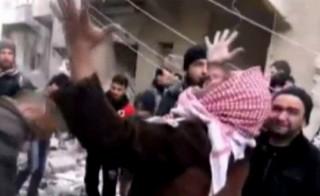 Syria ceasefire and evacuation
