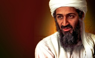 File photo of al-Qaida founder Osama bin Laden by Associated Press