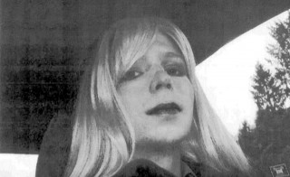 Photo of Pvt. Chelsea Manning that was released to the public after it was submitted as evidence in court proceedings. Photo courtesy of U.S. Army Records Management and Declassification Agency via Wikimedia Commons
