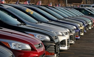 General Views Of Auto Sales Ahead Of Total & Domestic Sales Figures