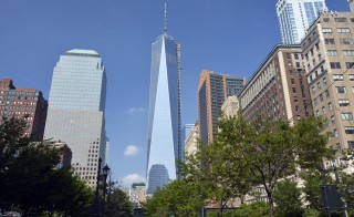 One World Trade Center. Photo Taken Fro