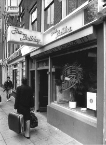 The Bulldog, first coffe shop in Amsterdam, Photo Credit: Paul Vreeker
