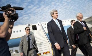 ISRAEL-PALESTINIANS-PEACE-US-KERRY