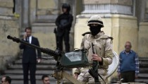 EGYPT-UNREST-POLICE-TRIAL