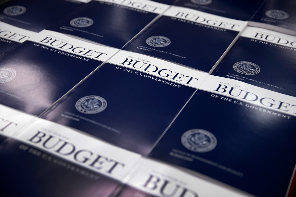 An ambiguous clause in President Barack Obama's fiscal year 2015 budget, shown for sale at the Government Printing Office above, has left Larry Kotlikoff wondering what changes might be in store for Social Security recipients. Photo by Win McNamee/Getty Images
