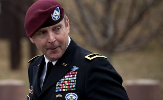 Army General To Enter Into Plea Deal In Military Sexual Assault Case