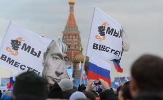 Crimean annexation to Russia