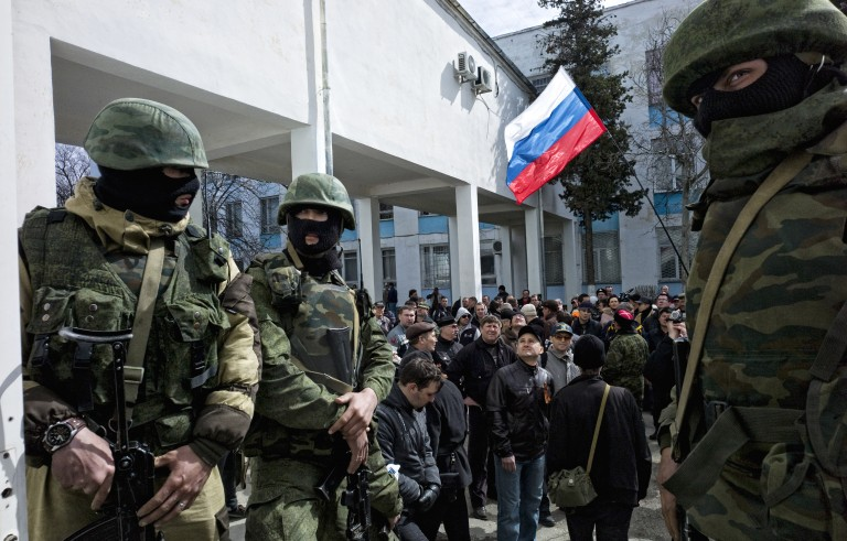 Crimea Recognised As Sovereign State By Putin