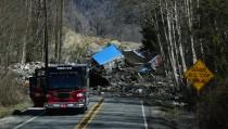 Three Killed, 18 Missing After Major Washington State Mudslide