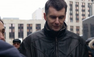 Russian billionaire and owner of the Brooklyn Nets, Mikhail Prokhorov, on Dec. 24, 2011. Photo by Sergey Rodovnichenko/ Flickr