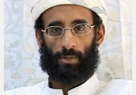 Anwar al-Awlaki, a U.S. citizen, was killed by a drone strike in Yemen in 2011. Handout photo