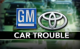 CAR TROUBLE GM TOYOTA  monitor