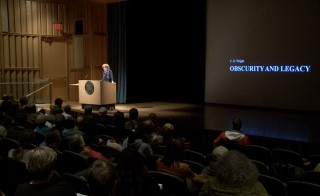 C. D. Wright reads 'Obscurity and Legacy'