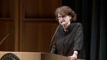 Eavan Boland reads 'A Soldier in the 28th Massachusetts'