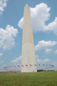 The Washington Monument will reopen to visitors May 12 after being closed for nearly three years due to a 2011 earthquake. Photo by National Park Service
