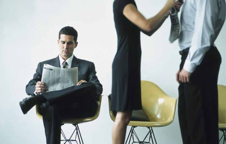 If an interview request arrives last minute and you're not prepared, don't do the interview, says headhunter Nick Corcodilos. Photo by Zia Soleil/The Image Bank via Getty Images.