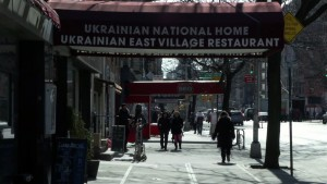 New York City's Little Ukraine in the East Village