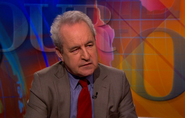 "Online Extra: John Banville on ""The Black-Eyed Blond"""