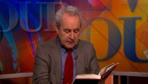 "John Banville reads ""The Black-Eyed Blond"""