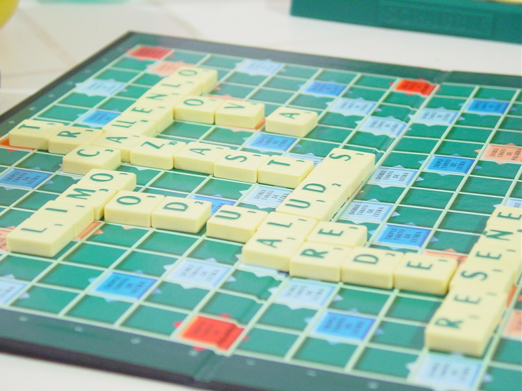 Scrabble will soon be adding a new word – one suggested by fans. Photo by Flickr user Emerson Posadas.