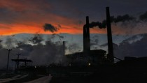 the A.E.P.(American Electric Power) coal burning plant in Conesville, Ohio.  Photo  by Michael Williamson/The Washington Post via Getty Images