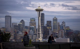 The Pacific Northwest's Largest City As Dollar Rises to 2-Month High