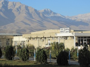 Cure International Hospital in Kabul. Photo by Cure International/Flickr