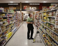 Inside a Publix Grocery Store As Company Sales Increase