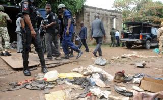 NIGERIA-CRIME