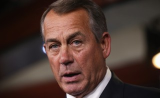 Speaker of the House John Boehner. Photo by Alex Wong/Getty Images