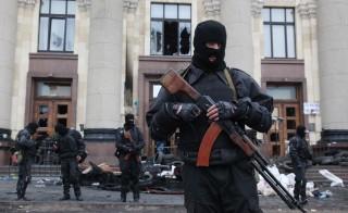 UKRAINE-RUSSIA-CRISIS-POLITICS-KHARKIV-POLICE