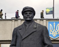 Pro-Russian Protesters Declare Federal Republic of Donbass