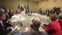 Meeting about Ukraine crisis