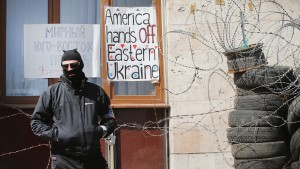 Tensions Continue In Eastern Ukraine Despite Diplomatic Progress