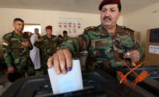 IRAQ-VOTE-KURDS