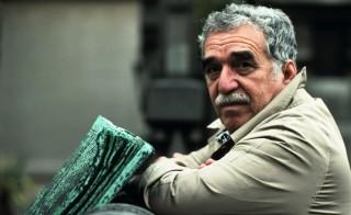 Gabriel Garcia Marquez Portrait Session