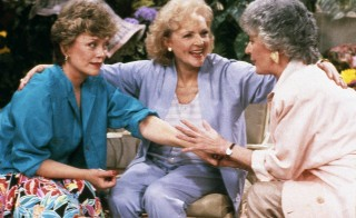 "Put on some coffee and grab a cheesecake and meet some modern day ""Golden Girls."" (Not that there's anything wrong with the original ladies.) Photo of Rue McClanahan as Blanche Devereaux, Betty White as Rose Nylund and Bea Arthur as Dorothy Petrillo Zbornak by Gary Null/NBCU Photo Bank via Getty Images"
