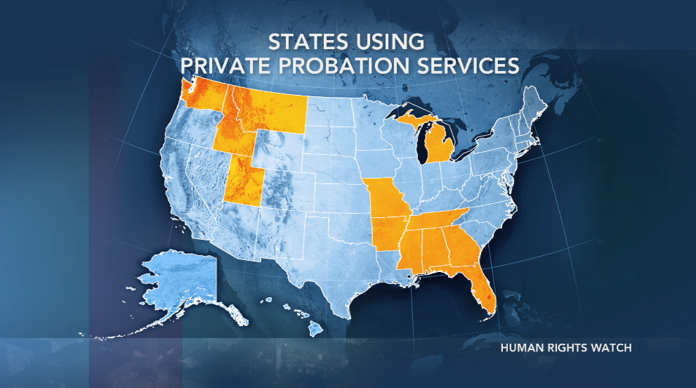 private probation