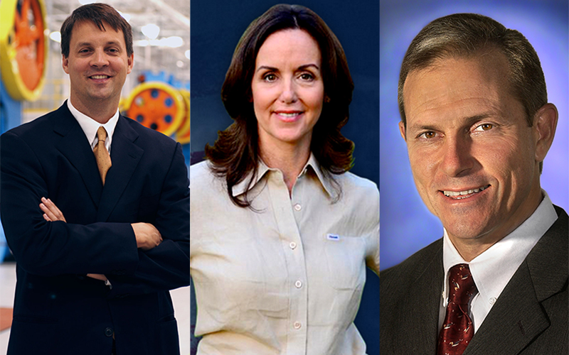 Republicans Curt Clawson, state Senate Majority Leader Lizbeth Benacquisto and state Rep. Paige Kreegel are vying for a chance to compete for Florida's 19th congressional district left vacant by Rep. Trey Radel.